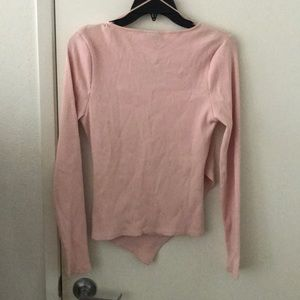 Topshop Skirts - Long sleeve going out shirt